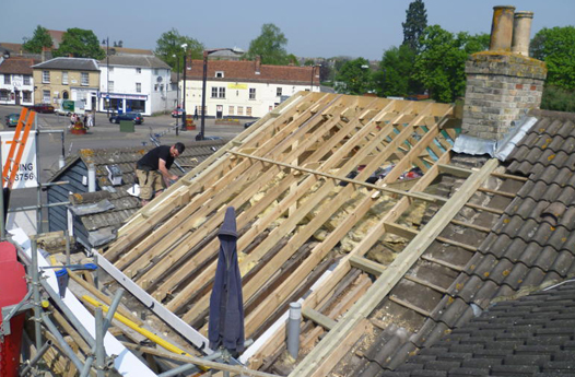 new roof Essex
